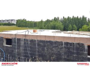Budowa domu w Andrychowie